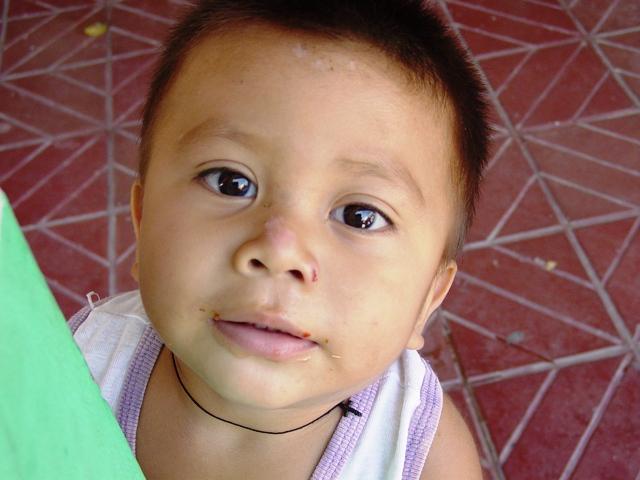 INOCENCIA. Niño de Ciudad Dolores.