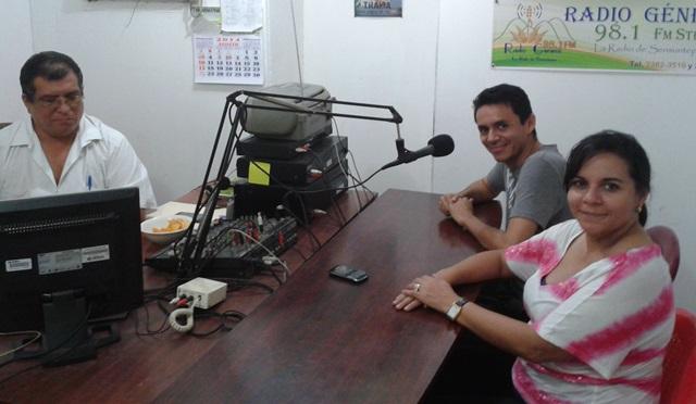 Arecio De León en el programa Música de Sensuntepeque 2014-08-22 20.38.25