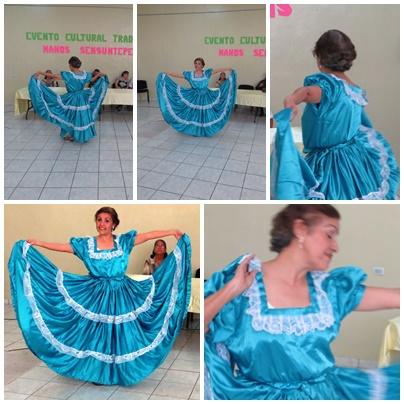 Ana mercedes Miranda Morán collage