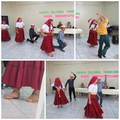 Grupo de danza de Denis Ramos Quinteros collage
