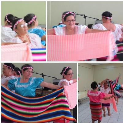 Grupo de danza de Señoras Jubiladas